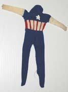 Capt. Action Captain America  outfit