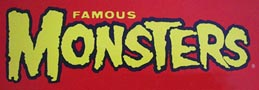 Famous Monsters  Magazine for sale