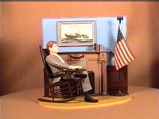 John F. Kennedy Aurora Model Kit Video