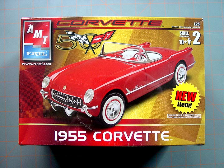 Time Machine Toys Model Car Kits