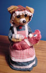 battery operated toys for sale hungry baby bear