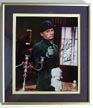 Frank Gorshin as The Riddler Matted & Framed Signed Photo